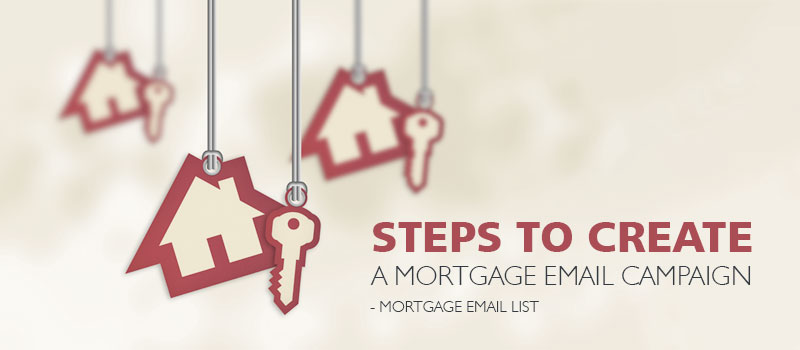 Mortgage Email List